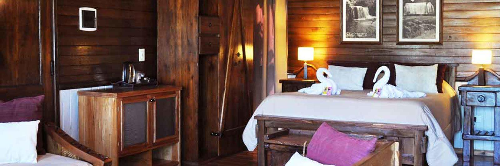 hotel en Saltos del Moconá - Puro Moconá Lodge