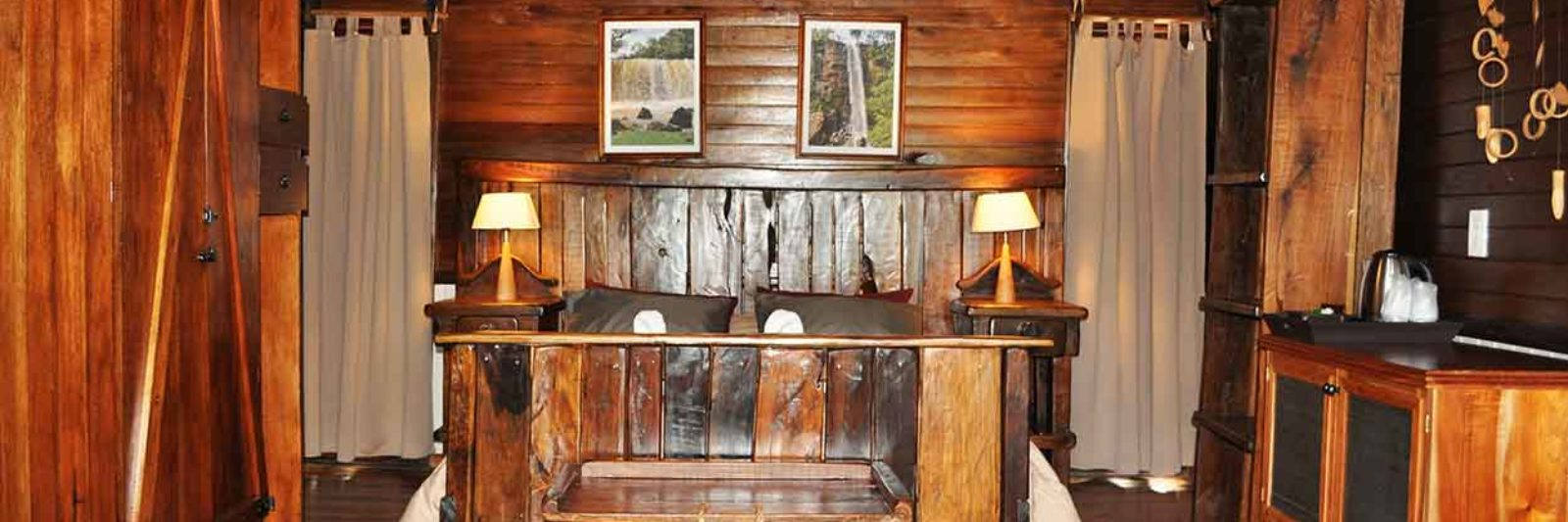 Lodge en El Soberbio - Puro Moconá Lodge