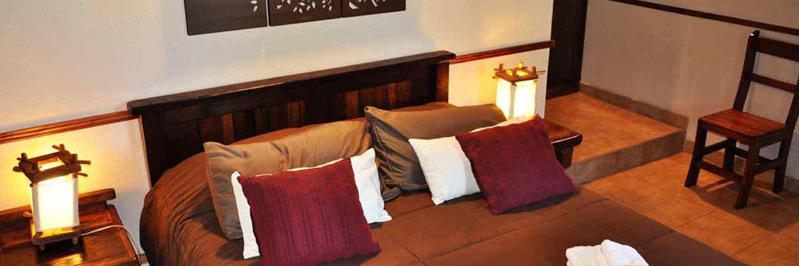 hospedaje en El Soberbio - Puro Moconá Lodge