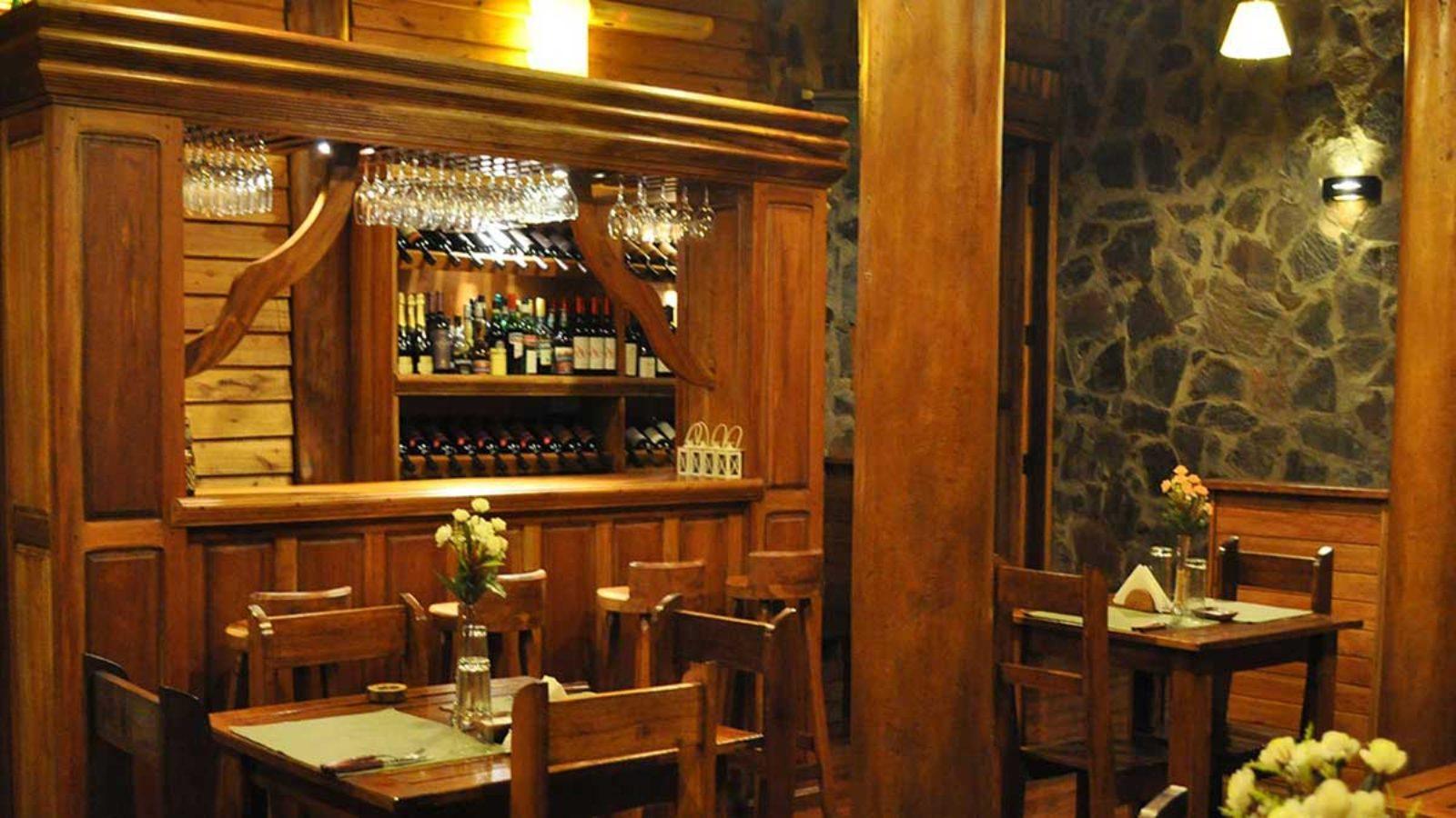Bar y Restaurante en El Soberbio